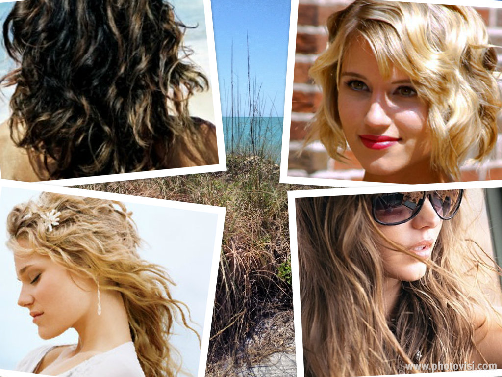 how to create waves in shor hair