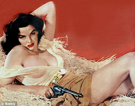 Jane Russell-The Outlaw
