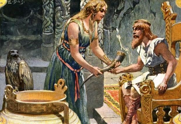 Norse Mythology-Allison Jae