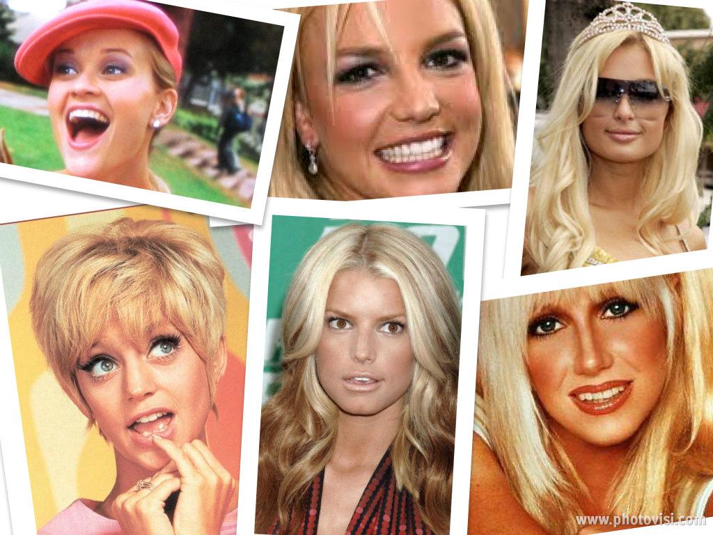Reese Britney Paris Goldie Jessica Suzanne