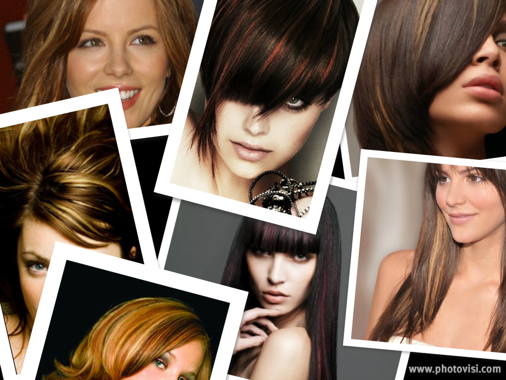 Brown Hair Colors Light-Dark Warm-Cool Subtle-Bold highlighted